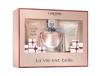 Lancome La Vie est Belle Gift Set - NEW