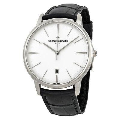 Vacheron Constantin Patrimony Contemporary Silver Dial Mens Watch 85180000G-9230
