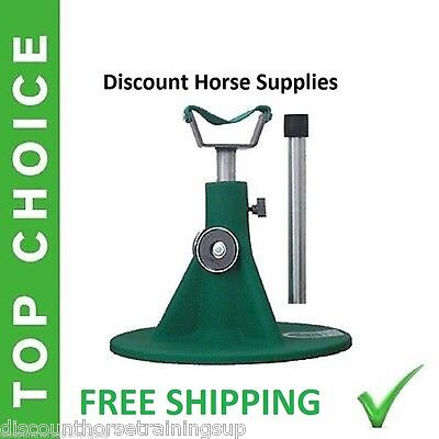 New HOOFJACK Standard Horse Size farrier stand, Hoof Jack includes DVD