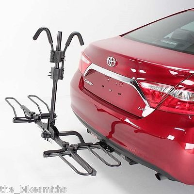 Hollywood HR200 Trail Rider 2 Bike Carrier Hitch Rack Universal Fit Bicycle New ()