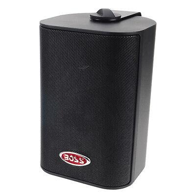 Boss Audio mr43b 3-way INTERIOR/EXTERIOR Altavoz Negro
