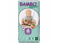 Bambo Nature nappies and training pants
