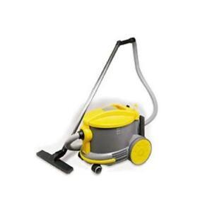 JohhnyVac / Ghibli / ShopVac Style Canister Vacuum AS6 4 Gal-Dry