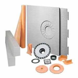 Schluter®-KERDI-SHOWER-KIT 48*48, 72*72 & 32*60