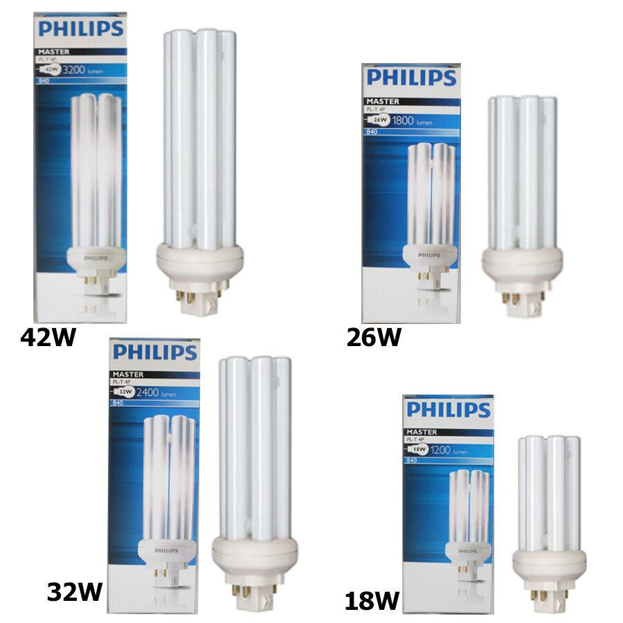 OSRAM Dulux D fluorescentes compactes pl-d 13 watts 2 broches 840 Refroidir Blanc G24D-1 nouveau