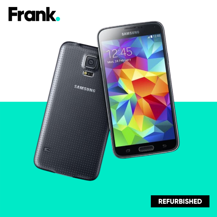 Android Phone - Like New!! Samsung Galaxy S5 4G 16 GB Black Unlocked Smartphone AU Stock