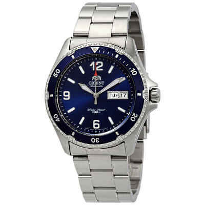 Orient Diver Mako II Automatic Blue Dial Men's Watch FAA02002D9