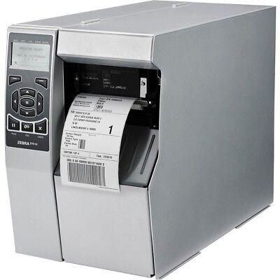 Zebra Zt510 Industrial Series Monochrome Label Printer Pn Zt51043-t210000z