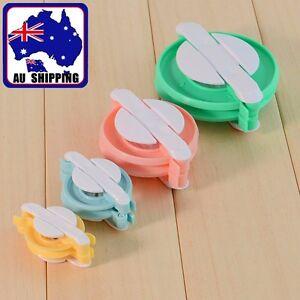 4Size Pompom Maker Fluff Ball Weaver Needle Weaving Knitting Wool Tool HNEE18546