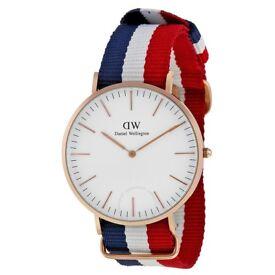 Daniel Wellington Unisex Watch brand new
