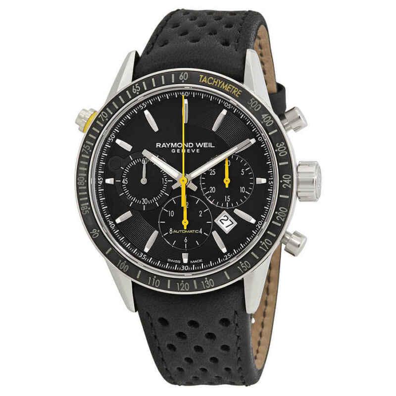 Raymond Weil Freelancer Chronograph Automatic Men Watch 7740-SC1-20021