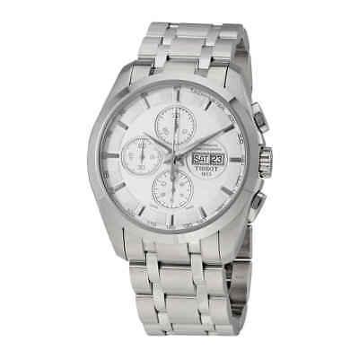Tissot Couturier Chronograph Automatic Men's Watch T035.614.11.031.00