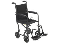 wheelchair for sale great condition cost me £100 offers near as pos pick up only