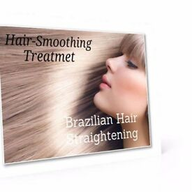 Brazilian hair straightening/Brazilian Blowout