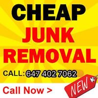 Call me anytime __ cheap junk removal
