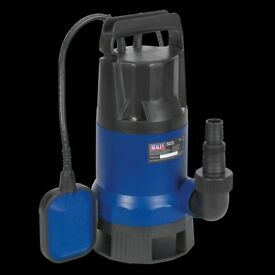 Sealey Submersible Dirty Water Pump