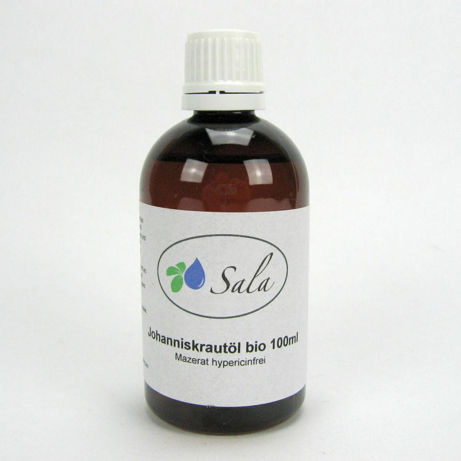 Sala Johanniskrautöl hypericinfrei bio 100 ml