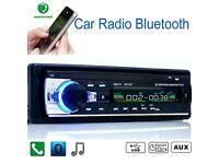 Bluetooth Car Radio Stereo Head Unit Player MP3/USB/SD/AUX-IN/FM In-dash Digital