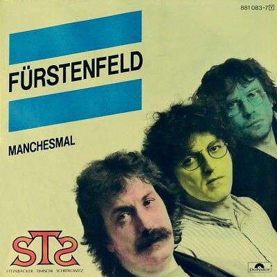 """7"""" S.T.S. STS Fürstenfeld STEINBÄCKER TIMISCHL SCHIFFKOWITZ Austropop POLYDOR'84"""