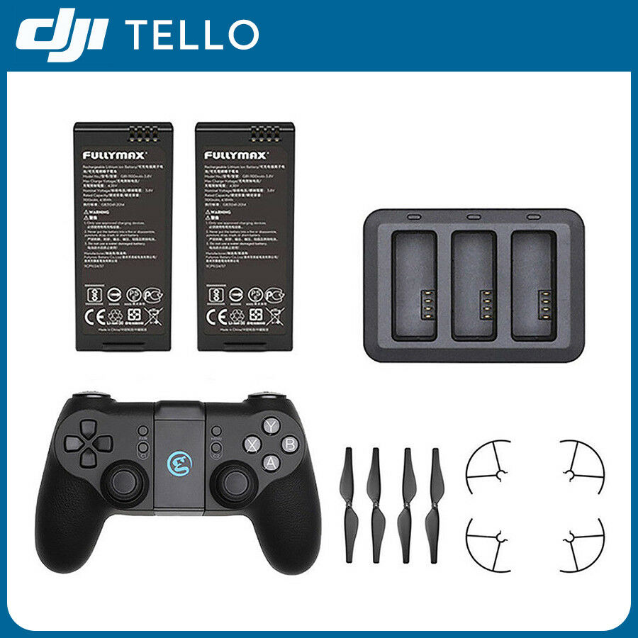 DJI RYZE TELLO Drone Battery Charger Charging Hub Remote Con