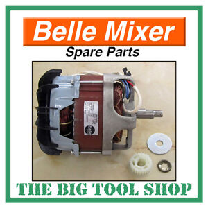BELLE 230V 240V ELECTRIC MOTOR ONLY FOR MINI MIX 150 MIXER SPARE PARTS