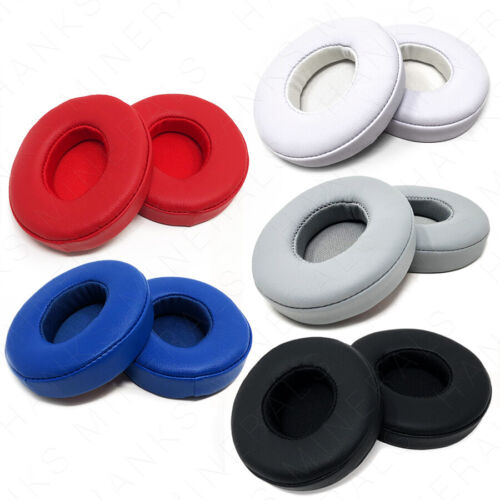 2x Ear Pad Cushion Replacement For Beats Dre Solo 2 Solo 3 Wireless / Wired