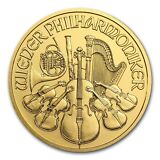 2016 1 oz Gold Austria Philharmonic Coin Brilliant Uncirculated - SKU #95202