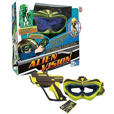 Alien Vision - IMC Toys Play Fun 95144IM mit Virtual Reality-Brille NEU/OVP