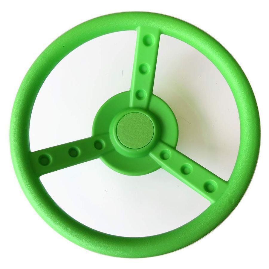 Lenkrad grün Spielzeug Lenker Zubehör für Spielhaus Spielturm Gartenpirat GP1897