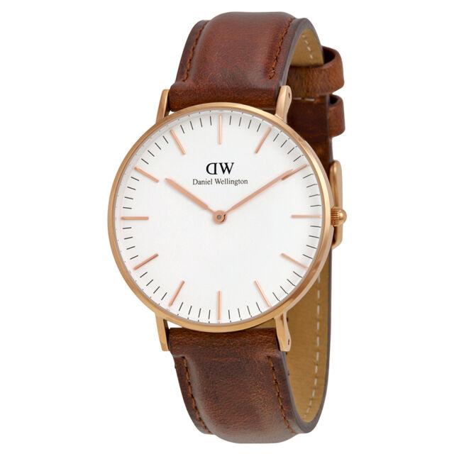 Daniel Wellington Classic St. Mawes Stainless Steel Women's Watch 0507DW