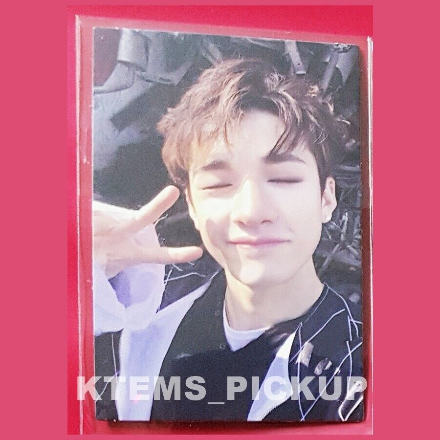 Stray Kids photo card I am NOT album official Photocard