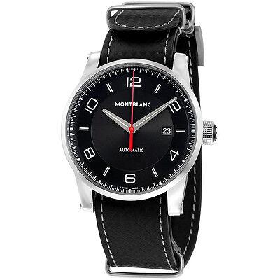 Montblanc Timewalker Urban Speed UTC E-Strap Automatic Mens Watch 113850