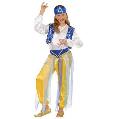 ARABISCHE PRINZESSIN KOSTÜM KINDER Karneval Fasching Märchen Party Mädchen  - Arabische Party Kostüm