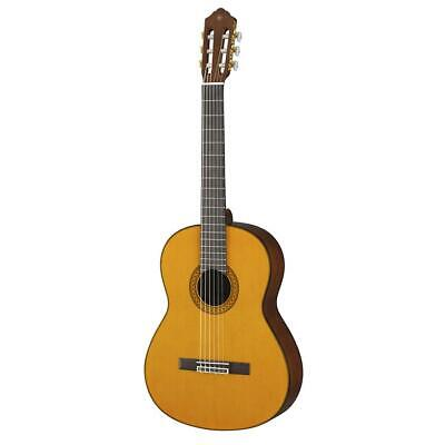 Yamaha C80 Natural Finish Classical Guitar comprar usado  Enviando para Brazil