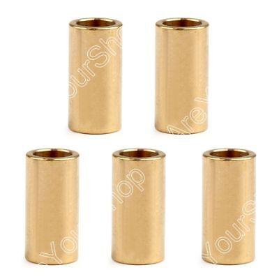 5x Ultimaker Copper Bushing 8x11x22mm Bearing Sheathing Cover For 3d Printer Ue