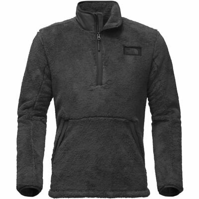 NEW The North Face  MENS MEDIUM Campshire Pullover SHERPA 1/2 ZIP