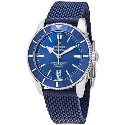 Breitling Superocean Heritage II Automatic Blue Dial Mens Watch AB2020161C1S1