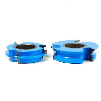 Amana Tool Sc451 2-pc Flooring Wnail Slot 3-14 D X 1 1-14 Bore Shaper Set