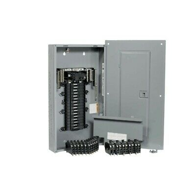 100 Amp Loadcentre With Panel And Breaker