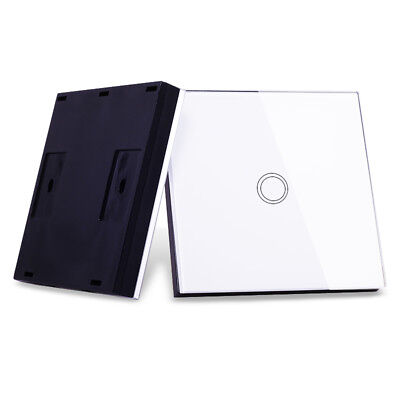 Wireless 433Mhz Touch RF Remote Control 86 Wall Transmitter For Light Switch ()