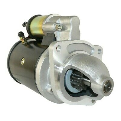 New Starter For Ford Tractor Farm 3930 4630 4830 5030 5110 7610 Lester 16608