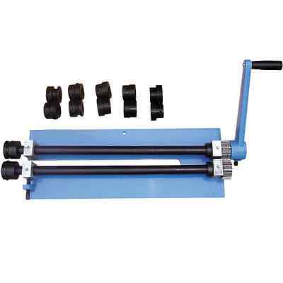 Sheet Metal Bead Roller Rotary Machine Rm - 18