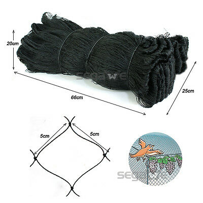 Bird Netting 50 X 50 Net Netting For Bird Poultry Avaiary Game Pens 2x2 Mesh