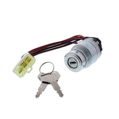 New Ignition Switch Assembly For Kubota L4200Dtgstc L4200Dtgst L4200Dtc L3830Hst 34670-31820 L3901H L4060Dt L3940Gst L3940Gst3 L3940Hst L3940Dt3 L4060Gst L3901Dt L3940Dt L3901F L3940Hst3