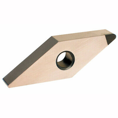 Vnga 332-2 Ud5cbn Negative Carbide Insert With 2 Corners Cbn Tipped