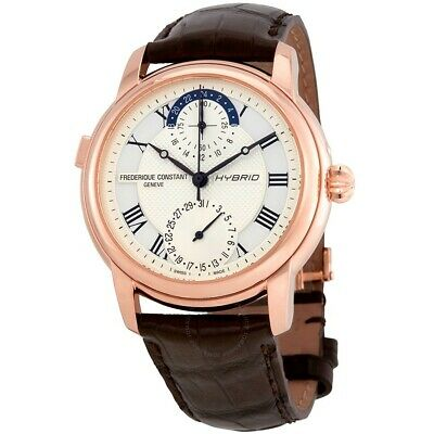 Frederique Constant Men's Automatic Caliber Hybrid 42mm Watch FC-750MC4H4