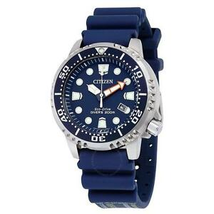 Citizen Eco-Drive Men's BN0151-09L Promaster Diver Watch With Bl