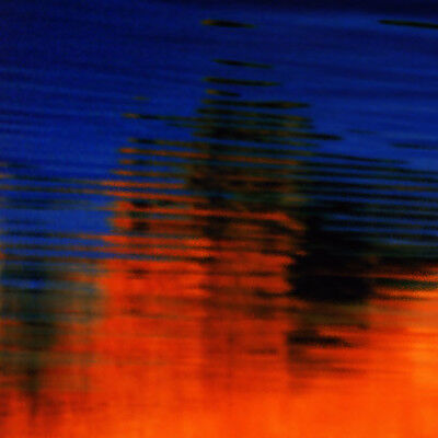 """Abstract Collection - Reflections - 24"""" x 24""""  Canvas Art Poster"""