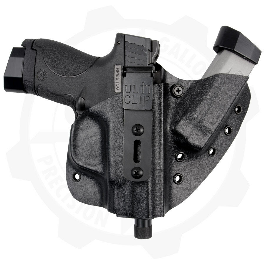 Do All Appendix Carry Holster for S&W M&P 9 and 40 Shield Pi