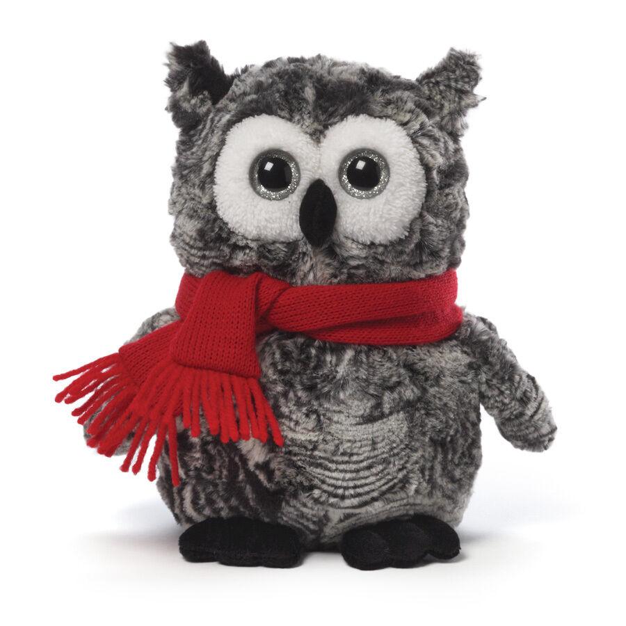 "Gund Evening Star Owl 8"" Plush # 4048287"